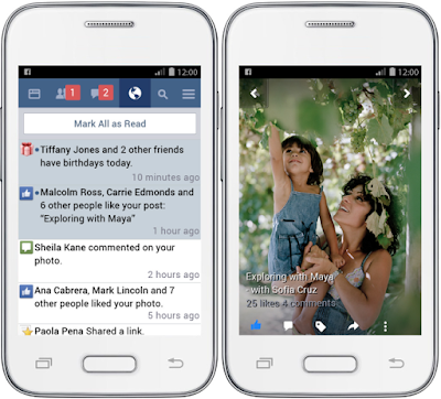 تنزيل فيس بوك لايت للأندرويد