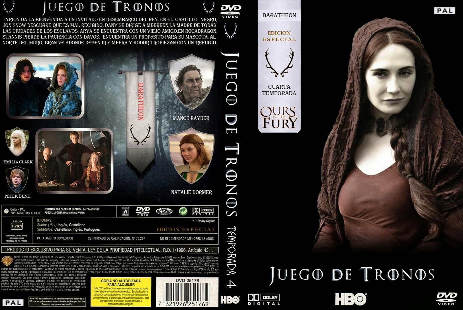 Juego tronos temporada 4 - Funda nordica disney