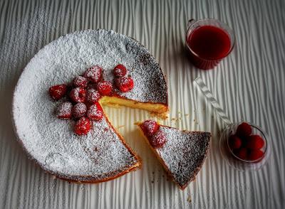 Dolce al formaggio di Montevecchia