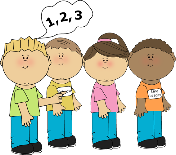 clipart line up - photo #26