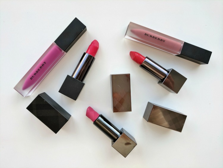 Burberry lipstick review