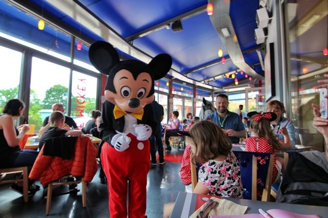 El gran Chef Mickey Mouse