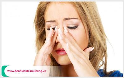 Viêm xoang cấp điều trị sao nhanh khỏi dứt điểm-https://kynangsongkhoe247.blogspot.com/