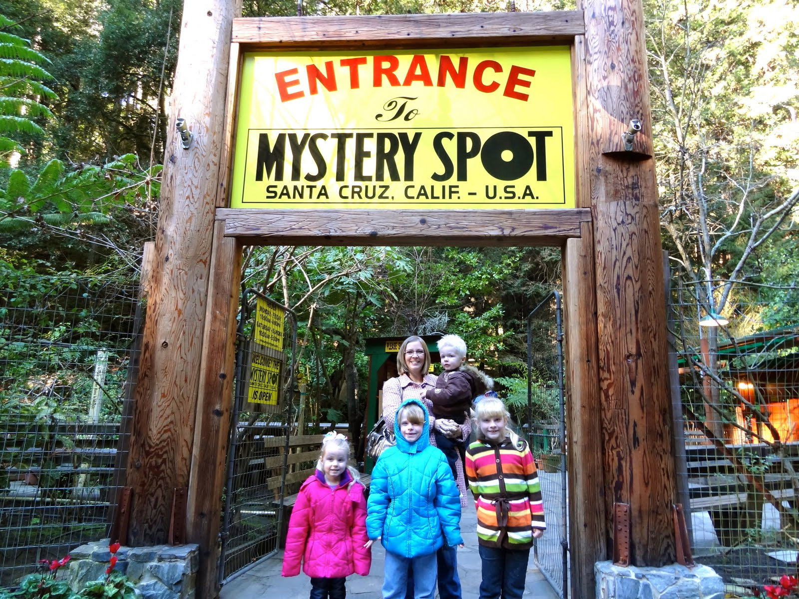 41b4489337b Welcome to the Krazy Kingdom: The Mystery Spot