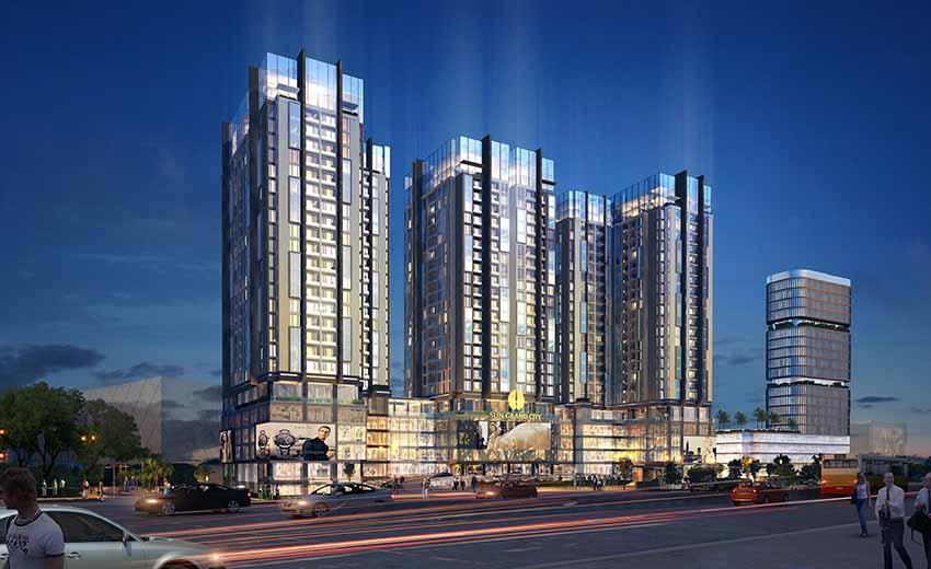 Ra mắt căn hộ mẫu Sun Grand City Ancora Lương Yên