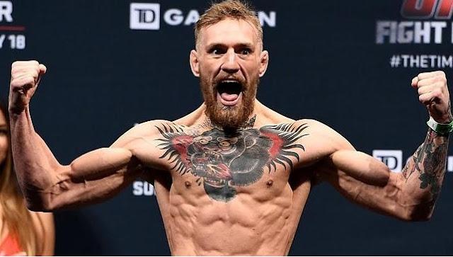 Conor McGregor será villano en 'Game of Thrones', y peleará otra vez con The Mountain