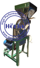 mesin disk mill stainless steel kapasitas 150 kg/jam