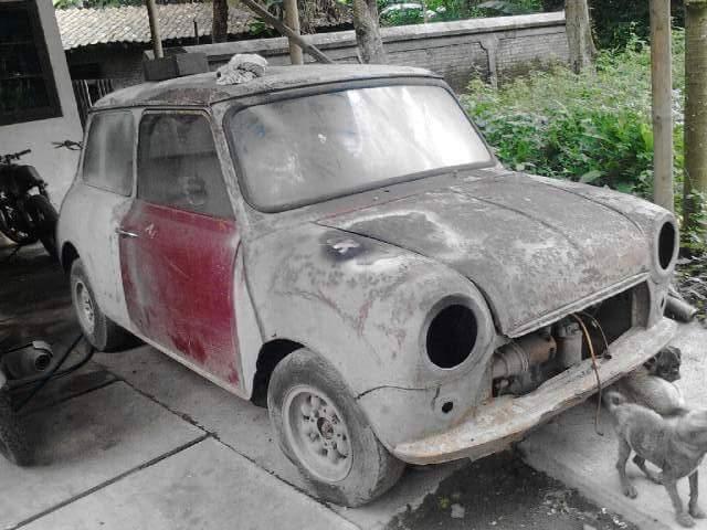Dijual Bahan Mini Cooper 72 England Magetan Mobil Dan Motor