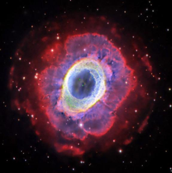 black dwarf planetary nebula - photo #17