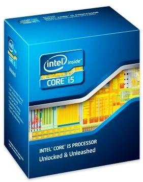 Processador Intel Core i5-2500K