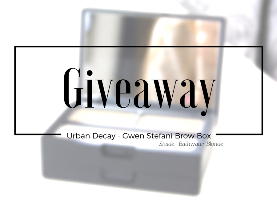 an image of Urban Decay Gwen Stefani Giveaway