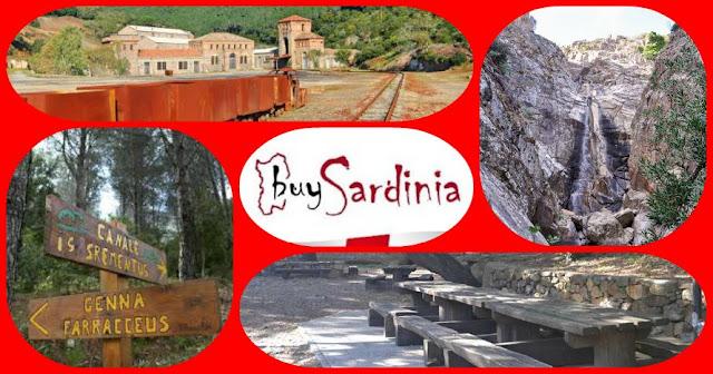 foto tra miniere e natura: da montevecchio a sa spendula con buySardinia