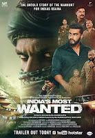 India's Most Wanted (2019) Full Movie Hindi 720p HDRip ESubs Download