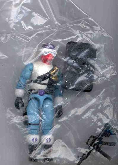 1993 Snow Serpent, Arctic Commandos, Mail Away, MIB