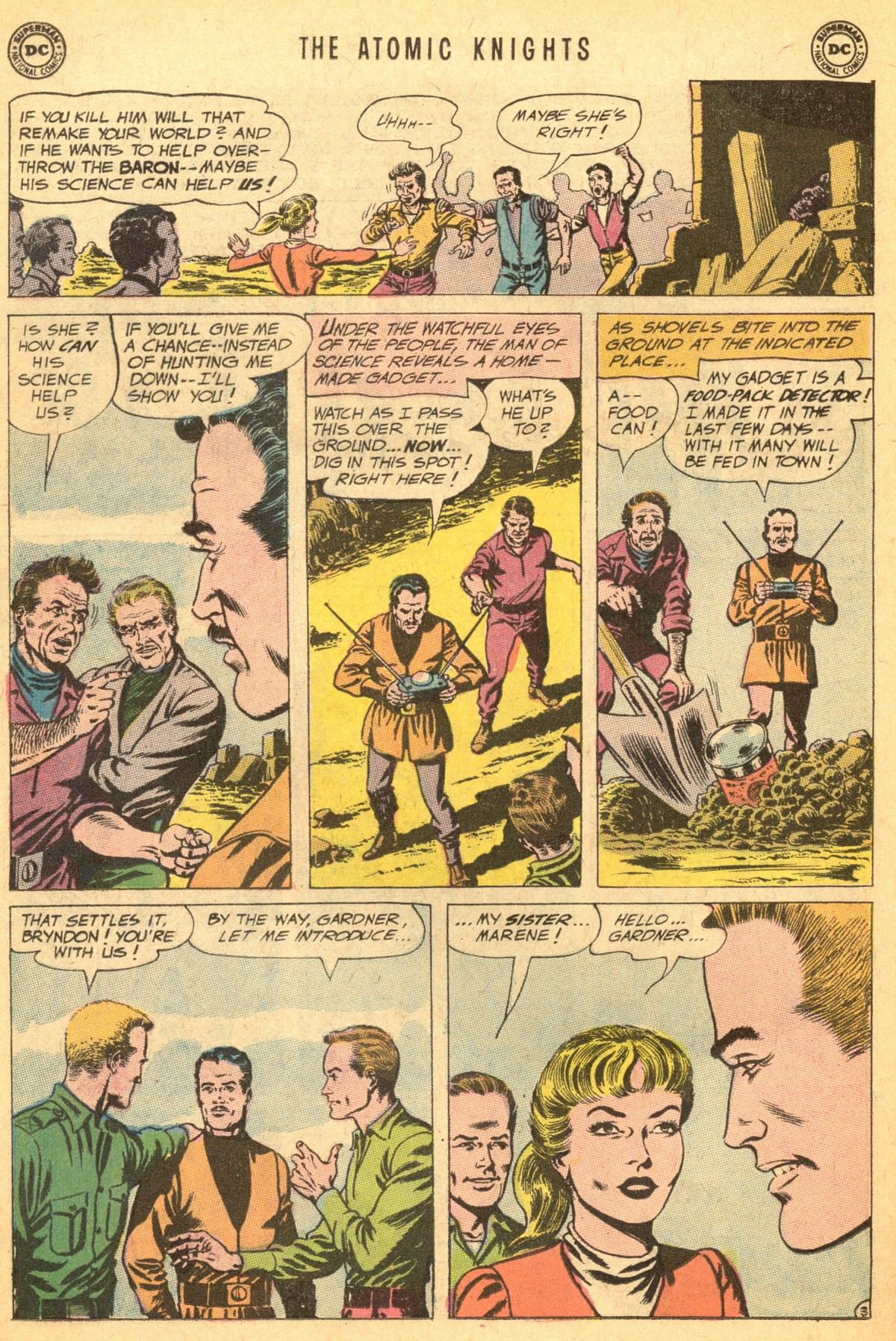 Strange Adventures (1950) issue 218 - Page 26