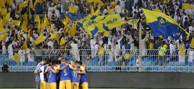 مشاهدة مباراة النصر والحزم