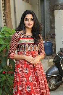 Telugu Actress Nikhila Vimal Latest Stills in Anarkali Dress  0173.JPG