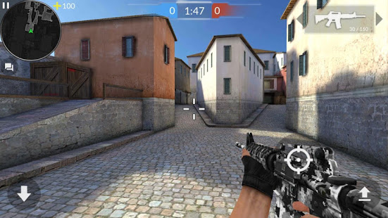 Download Game Critical Strike CS Mod Money for Android