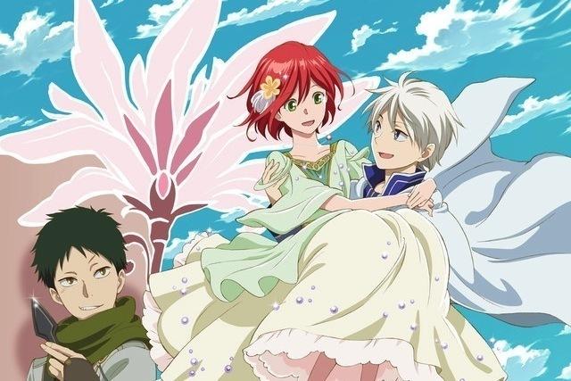 Akagami no Shirayuki-hime Season 2 BD Episode 1-12 Subtitle Indonesia