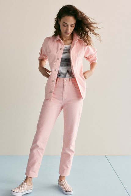 blog achados de moda, carmen martins consultora de estilo, calça cor de rosa
