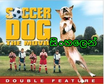 Sinhala Dubbed - Soccer Dog
