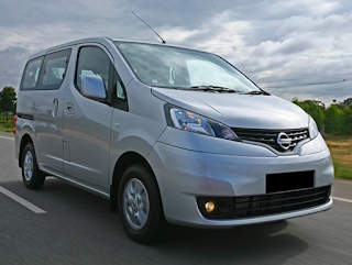 Nissan Evalia autobild