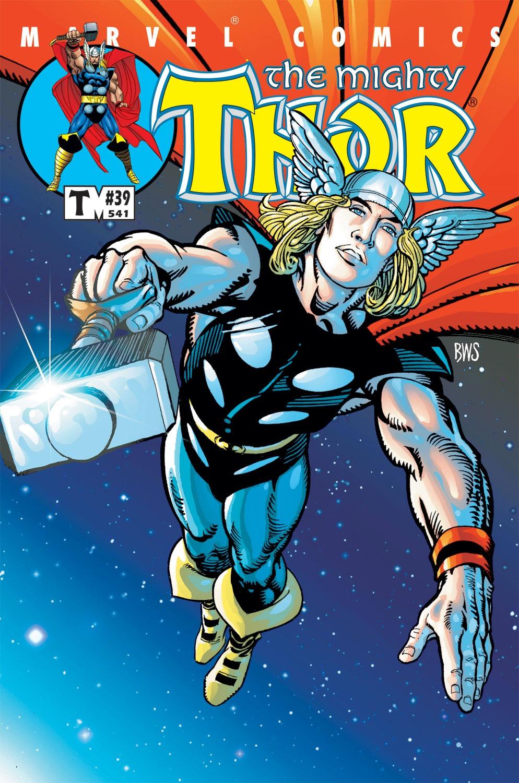 Thor (1998) Issue #39 #40 - English 1