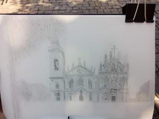 Igreja do Carmo & Igreja dos Carmelitas : étape 5