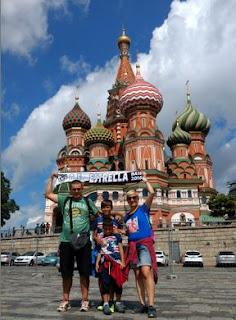 Catedral de San Basilio de Moscú.