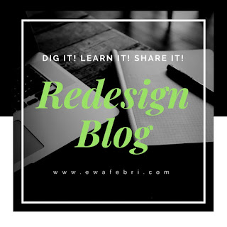 tips redesign blog
