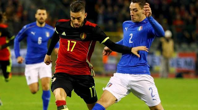 Belgia vs Italia