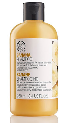 The Body Shop Banana Shampoo $4 (reg $8)