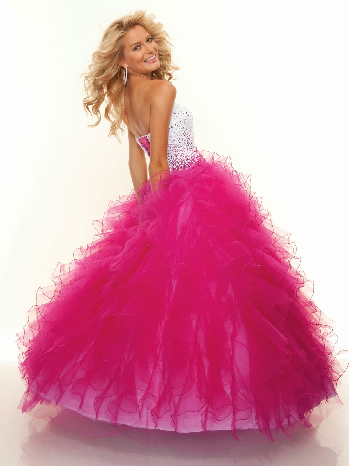 Finding a great prom dress – Beauty and the Mist