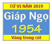 Tử Vi Tuổi Giáp Ngọ 1954 Năm 2019 Nam Mạng - Nữ Mạng
