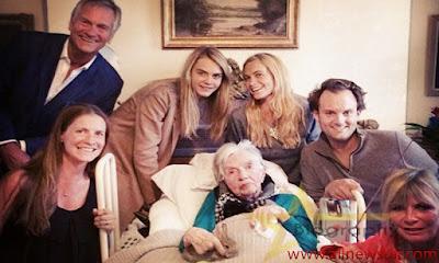 Poppy Delevingne Family