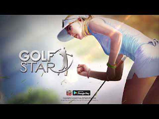 the, best, Golf, game, on, mobile, Produced, by, Com2us,