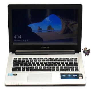 Laptop Gaming ASUS K46CM Core i5 Double VGA