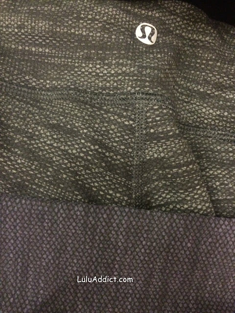 lululemon diamond jacquard nightfall coal