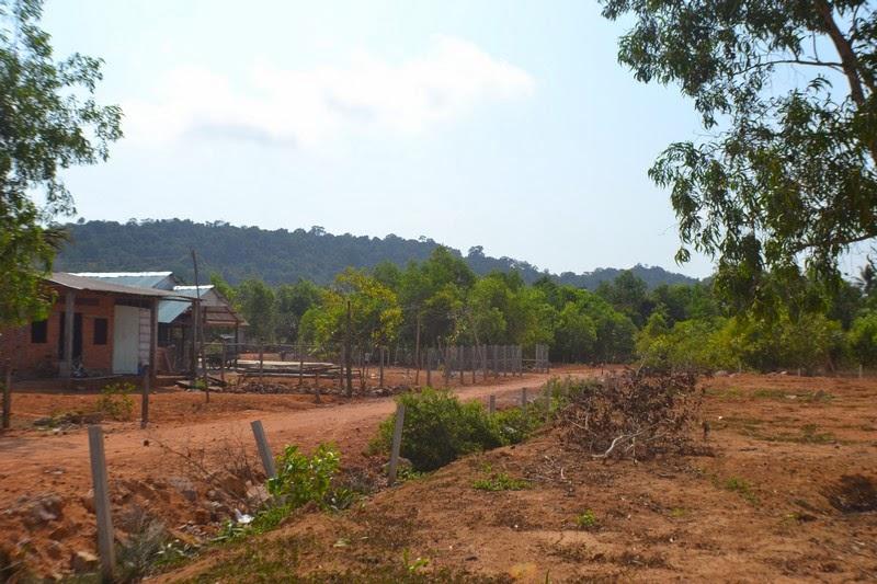 Phu Quoc, vietnam, village pêch