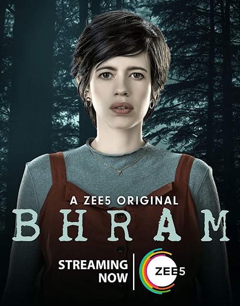 Poster of (18+) Bhram Season 1 Complete Hindi 720p HDRip ESub Download