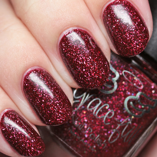 The Polished Hippy: Grace-full Nail Polish Halloween Duo Swatches ...