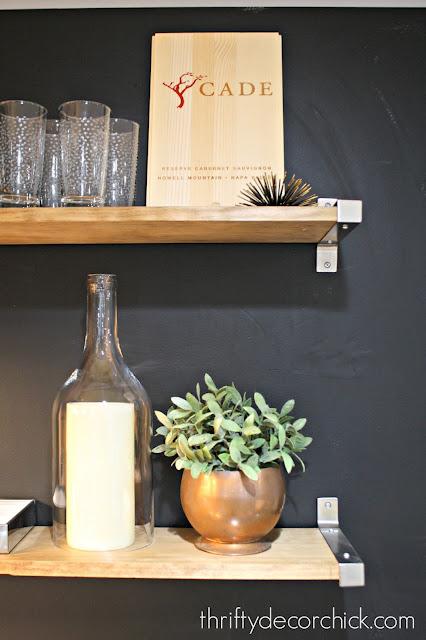 Ikea Ekby Bjarnum shelf brackets