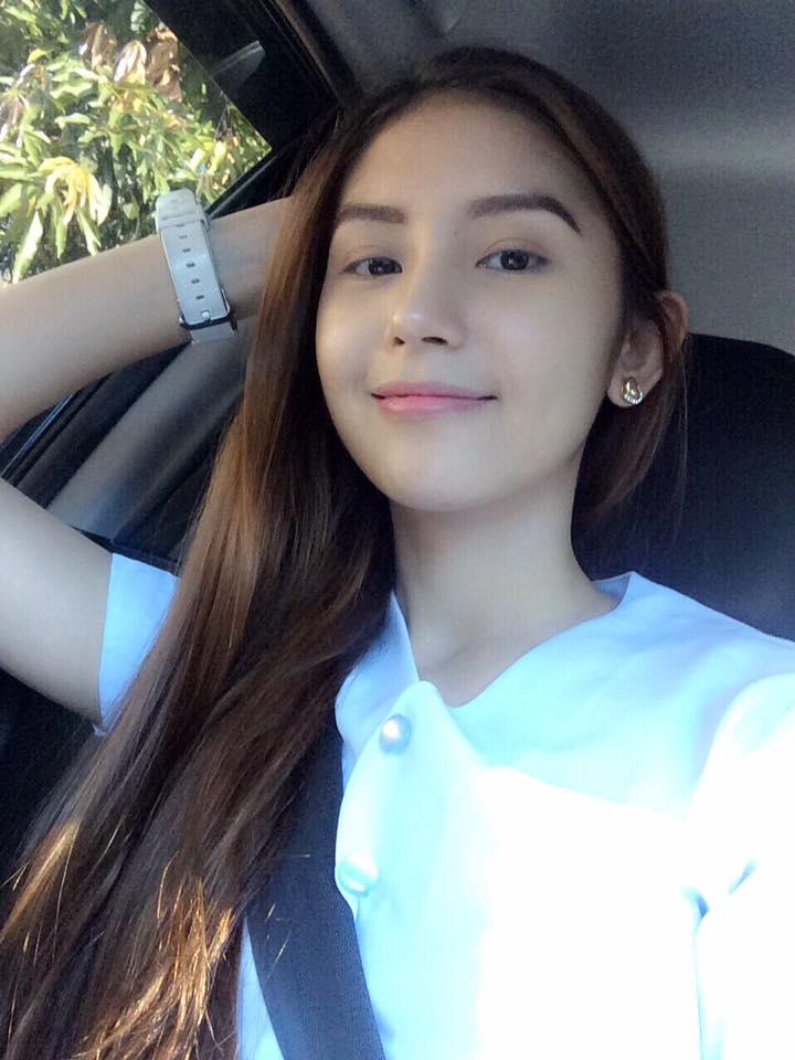 Sexy Asian Women - Beautiful Asians  Cute Asian Girls  Sexy Asian Girl Kristine Santamena Hot -4797