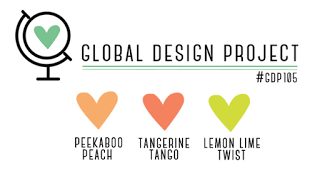 Global Design Project Colour Challenge #GDP105