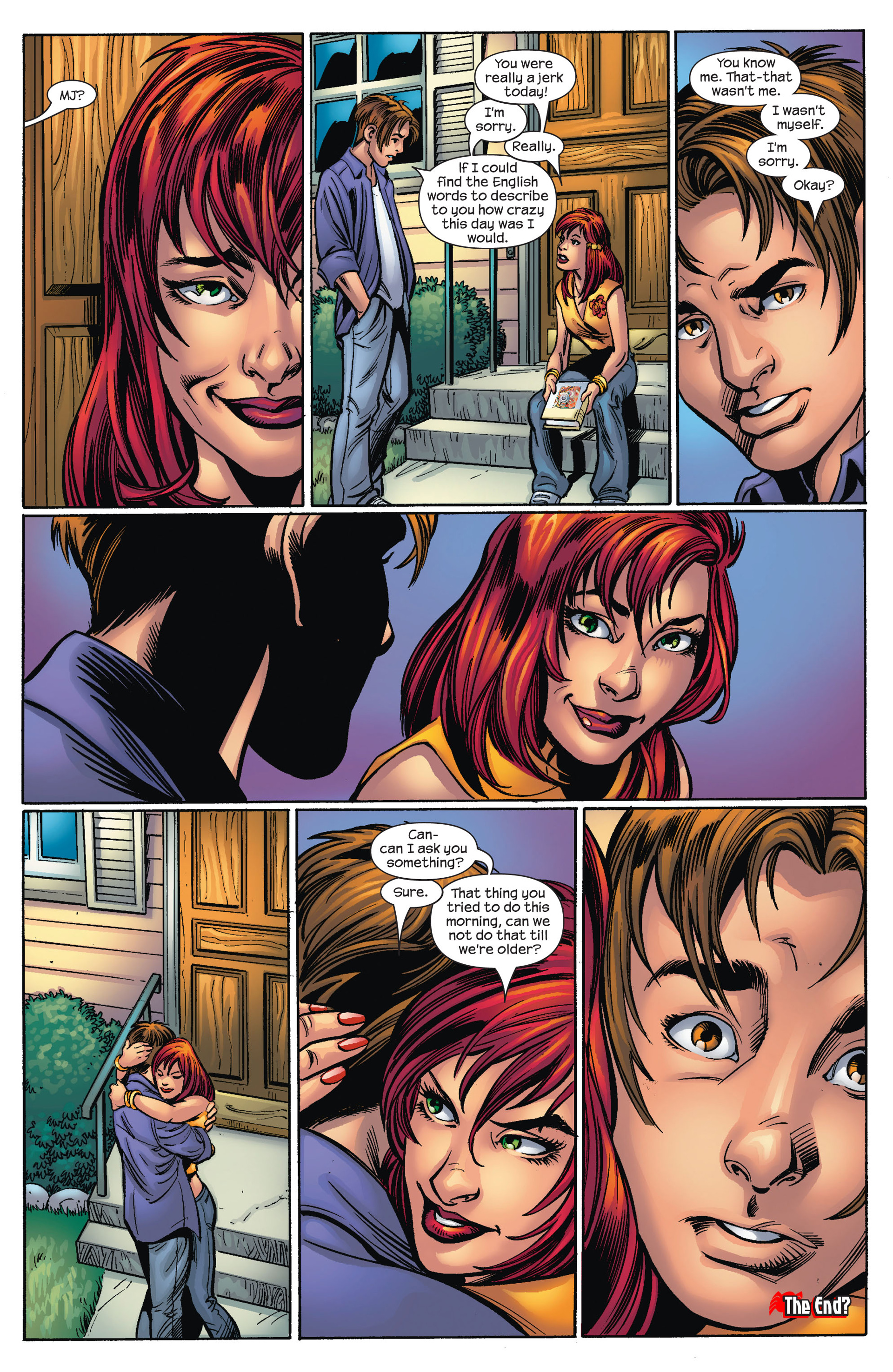 Read online Ultimate Spider-Man (2000) comic -  Issue #67 - 22