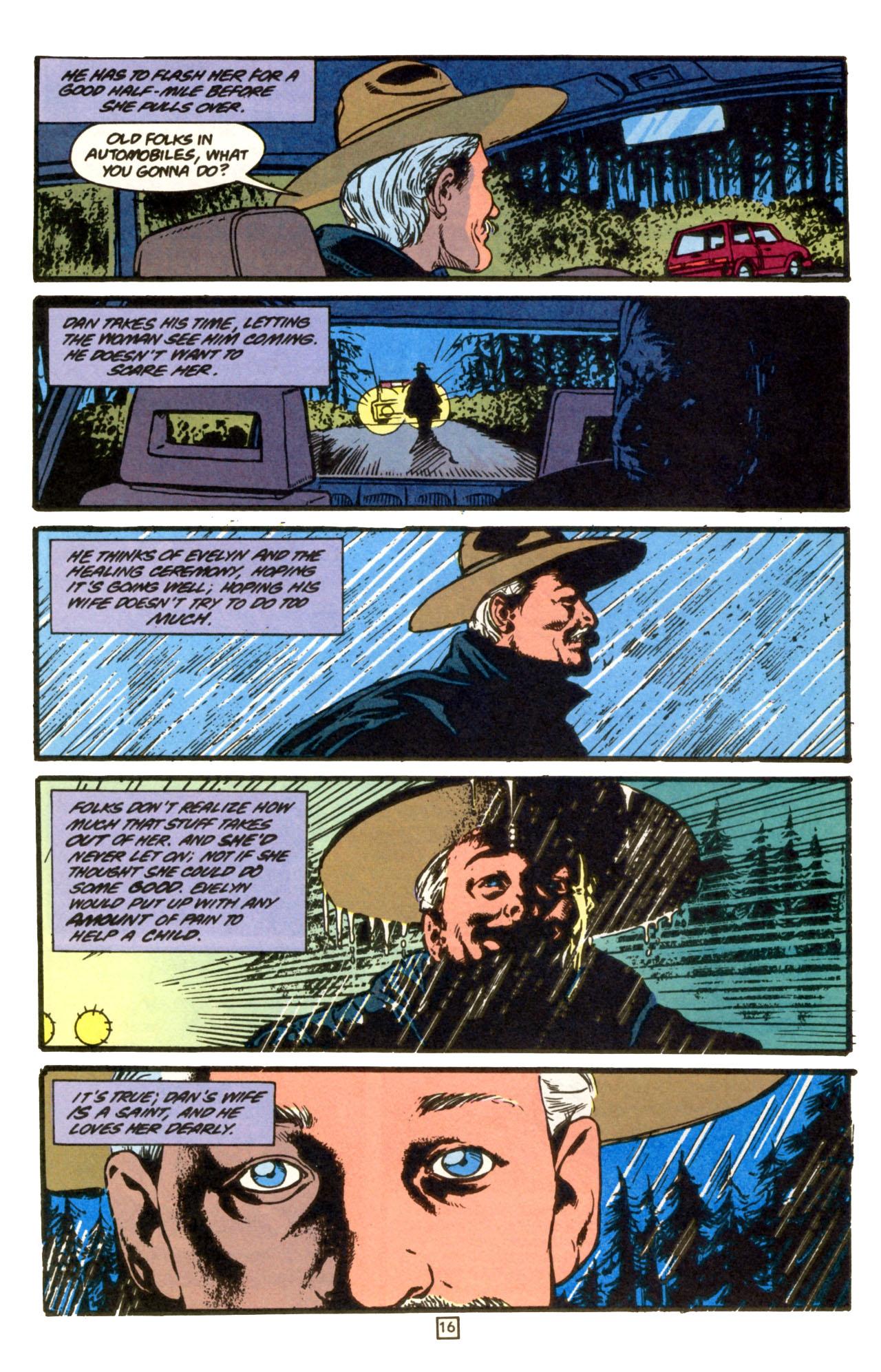 Read online Animal Man (1988) comic -  Issue #68 - 17