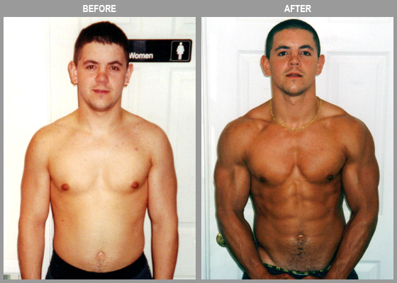 Navy Seals Workout Results
