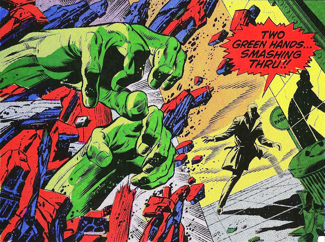 Jim Steranko Hulk