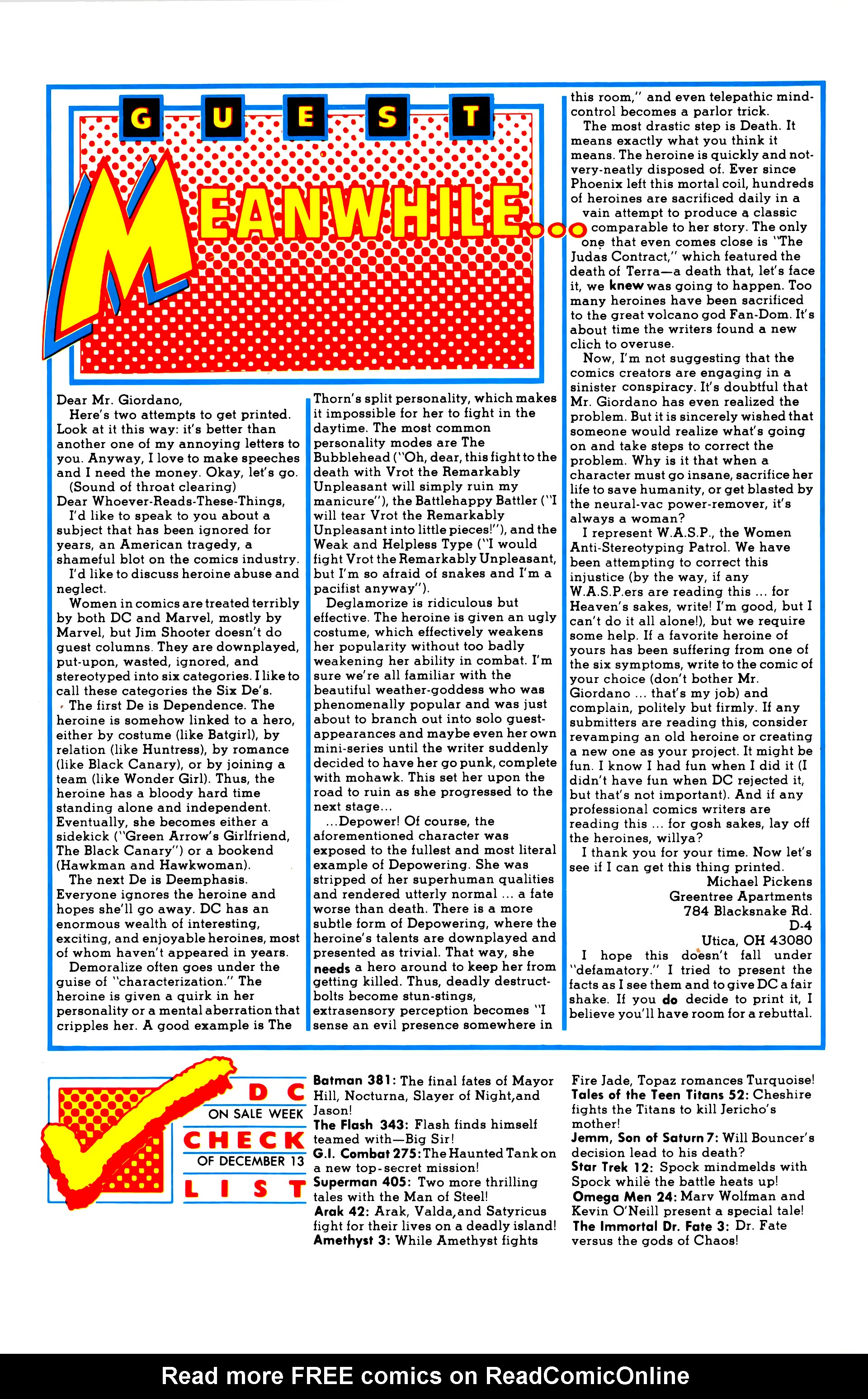 Legion of Super-Heroes (1984) 8 Page 27