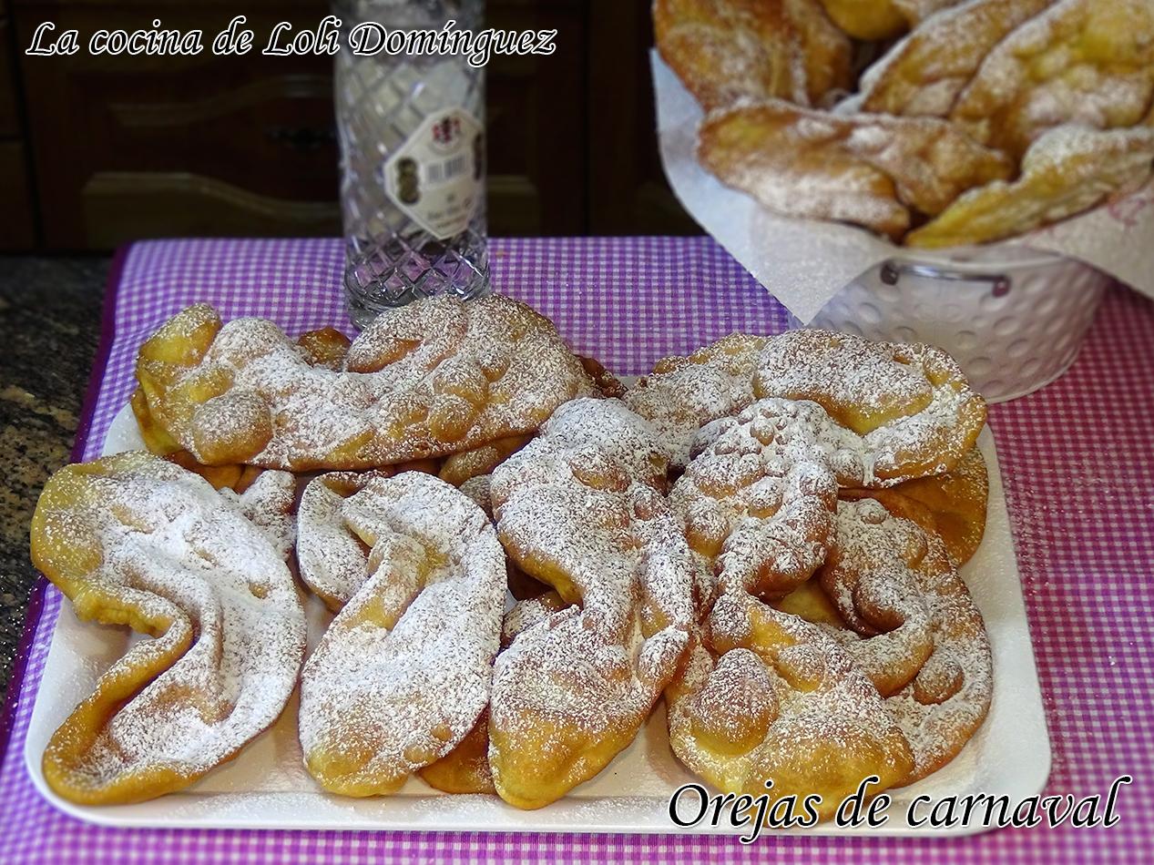 la cocina de loli dom nguez orejas de carnaval receta